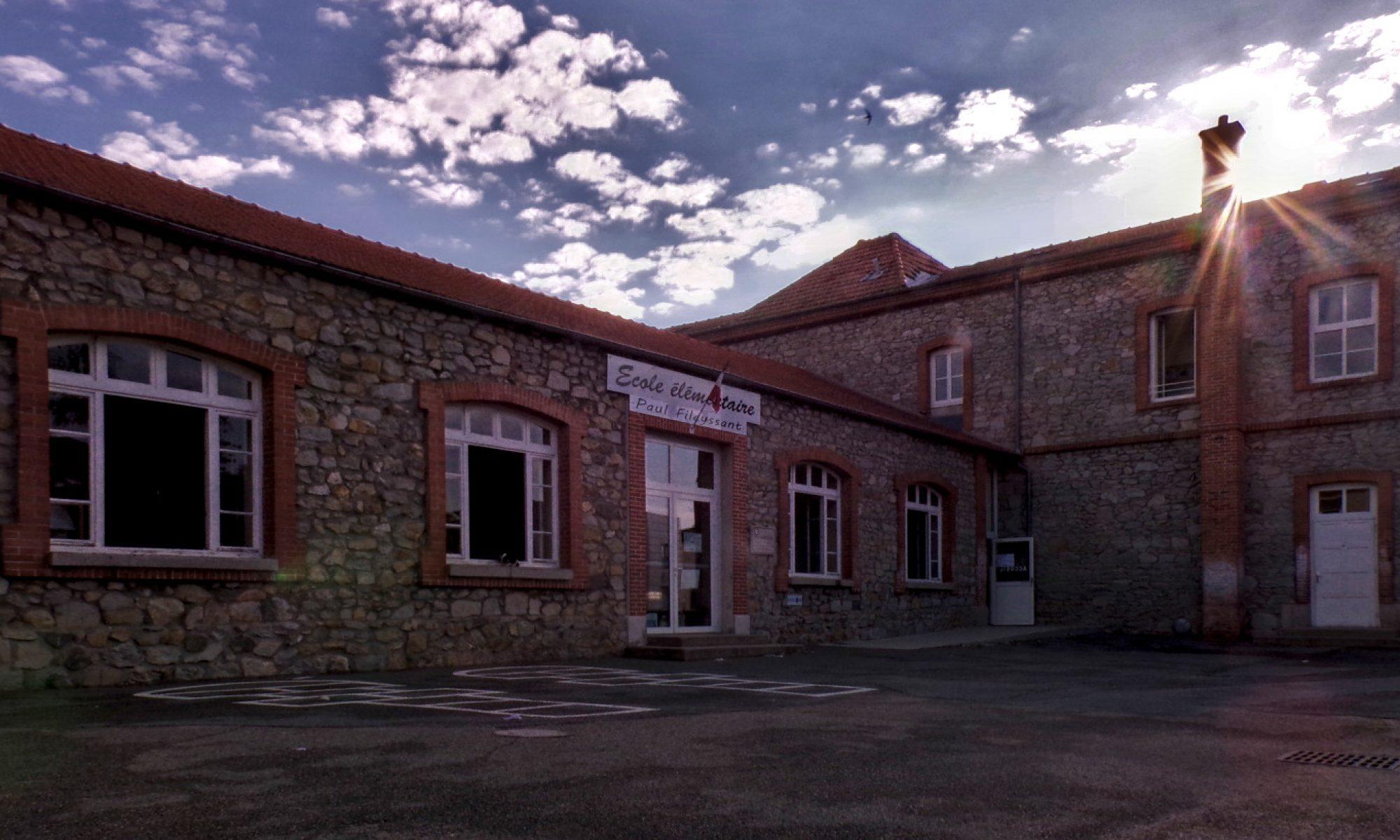 École Paul Fileyssant